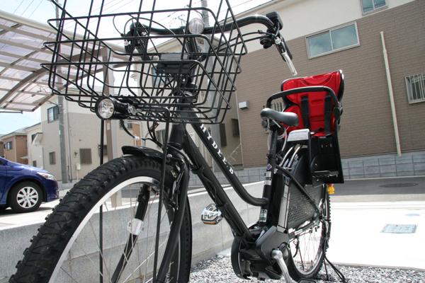 にも最適な子ども乗せ自転車 ...
